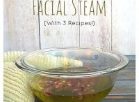 Skin Care / Home Skin Care recipes and treatments.
