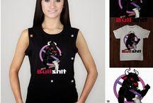 Moje własne projekty - Graphic  Design / Do kupienia już teraz !  http://koszulki-design.cupsell.pl/produkt/1247036-Bullshit-T-shirt-Design.html