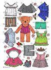 Fun paper dolls 2 / More fun / by Linda Modrall