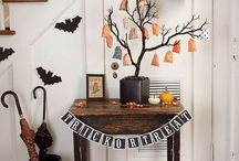 Halloween Interiors 2015 / We love Halloween and to celebrate we're offering £5 off all orders over £100 with code Treats5. Offer ends 1st Nov 2015. We'd collected some of our favourite Halloween interiors perfect for any party or to add a little Halloween fun to your home!