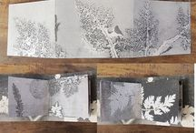 Concertina sketch books