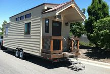 Tiny house living / All about tiny homes. living a simple life.