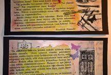 Kortteja #Postcards#handmade