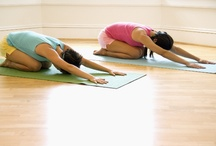 Yoga Poses / After a busy work day, relax with these poses designed to calm your mind  http://www.spafitnation.com/