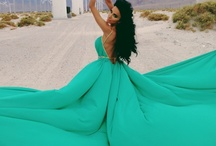 Gorgeous Gowns & Dresses / by Heather Sjolin