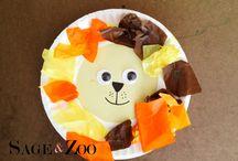 Safari Theme for Toddlers