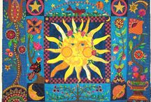 Susan Powell quilts