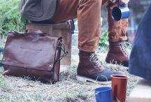 Boots & Shoes: Men / What made us famous (but we're so much more than that) and what we're still very proud about: our Men's Boots & Shoes collections! / by Timberland Europe