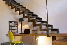 Trap & balustrade