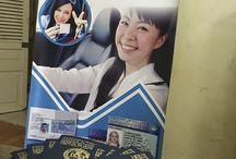 Đổi bằng lái xe quốc tế tại Thái Bình