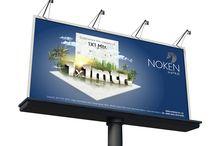 Noken Hoardings Designs