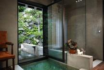 master bathroom ideas / by Lauren Vereen