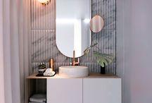 Salle d'eau / Salle de bain
