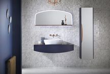 Bathroom Vanity Units / Bathroom vanity unit ideas from Utopia Bathrooms