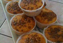 Bábovky, muffiny