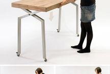 Interessante meubels