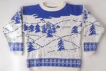 Winter graphics-Nightwear