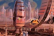 未来の建物
