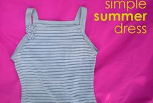 Sewing: Dress - Tutorials / DIY tutorials to sew a dress for myself  / by The Crafty Mummy