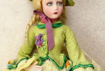 Lenci dolls