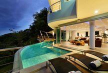#tropical #dream house #moderndesign  / #modern #architecture