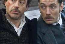 Sherlock Holmes / dr John Watson
