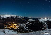 Spain - HIszpania / Stacje narciarskie w Hiszpanii