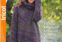 tricoter c'est tendance