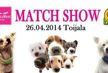 Match Show 26.04 2014 / Hyväntekeväisyys tapahtuma Toijalassa @somemorestore