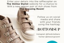 #Bottomsup Ash Competition! / February is our #bottomsup month and we celebrating denim and footwear. Lots of competitions going on, send in your #bottomsup selfie's for a chance to WIN a Dressing Room goody bag! / by The Dressing Room Boutique