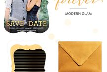 {you're invited} / Save the Dates, Invitations, & Thank You's