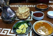 Street Food, Restaurant and Farmers Markets