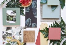 Mood Boards Eco-style