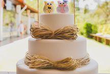 decoração de bolos - com cobertura