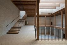 Architecture Renovation Inspiration / Ideas and references for the development of our renovation projects. Wood and concrete