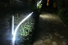 Illuminazione Vialetti ed ingressi nel giardino