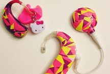 Cochlear or HA covers