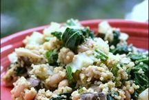 quinoa / by Dasha Bozhko