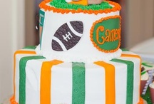 'Canes Party Inspiration / by UM Young Alumni