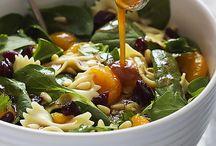 Salads / Delicious salads