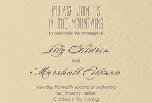 WEDDINGS ON THE MOUNTAINS