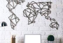 metal decor
