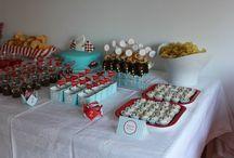 Personalização de Festas / Dê um toque especial à festa de aniversário ou batizado do seu filho