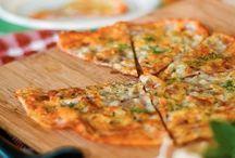 Pizza opskrifter