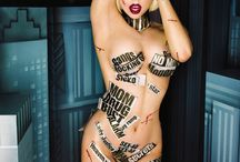 Lady Gaga / by Jessaca Rife