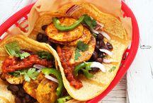 Tacos / by Jillian Bretz