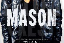 Mason (Fallen Crest Series, #0.5)