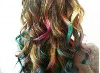 Hair Ideas / by Lauren Wilson