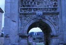 Roma e Italia / Roma e luoghi italiani