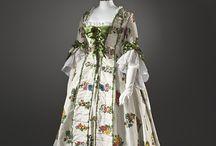 Costumes, 18th Century